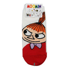 Cartoon Moomin Valley Cute Cosplay Socks Harajuku Funny socks Cortas De Mujer Spring Summer red Short Cut sox for girls