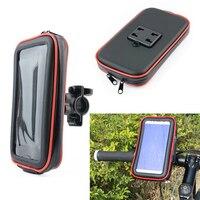 Touch Screen Bicycle Motocycle Bike Mobile Phone Holders Case For Huawei P9 Lite Mini Nova 2