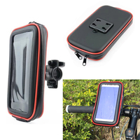 Touch Screen Bicycle Motocycle Bike Mobile Phone Holders Case For Huawei P9 Lite Mini Nova 2