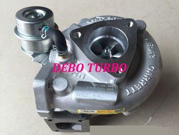 Nouveau turbocompresseur authentique GT22 741157-5001 S 14411-7T600 49377-02600 pour Nissan Navara TERRANO QD32T, 3.2L, 101KW