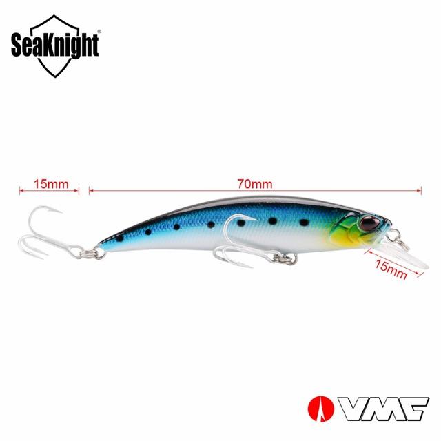 SeaKnight Minnow SK040