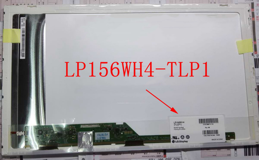 For Lenovo G555 G560 G570 G575 G580 New 15.6 WXGA HD LED Display LCD Screen 560 136x16 g