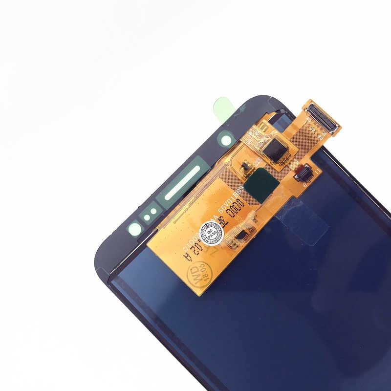 สำหรับ Samsung Galaxy J710 LCD J7 2016 J710F SM-J710F J710FN J710M จอแสดงผล Touch Digitizer สำหรับ Samsung J710 LCD