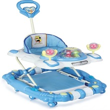 137-8FC baby walker,with multi-function musical toys,rocking function,small volume after folding,easy to collect