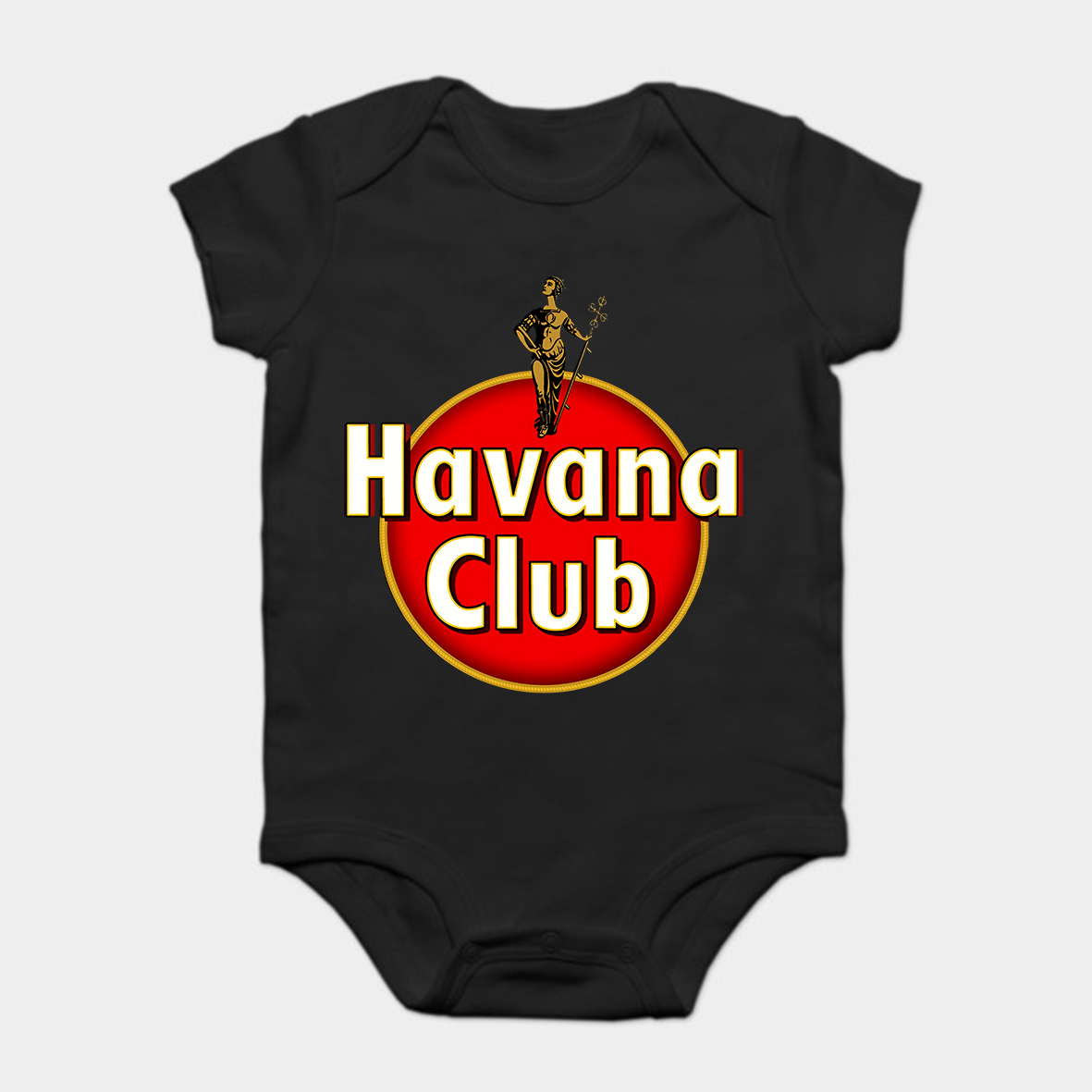 Bodysuits Boys' Baby Clothing Obliging Baby Onesie Baby Bodysuits Kid T Shirt Uomo Donna Havana Club El Ron De Cuba