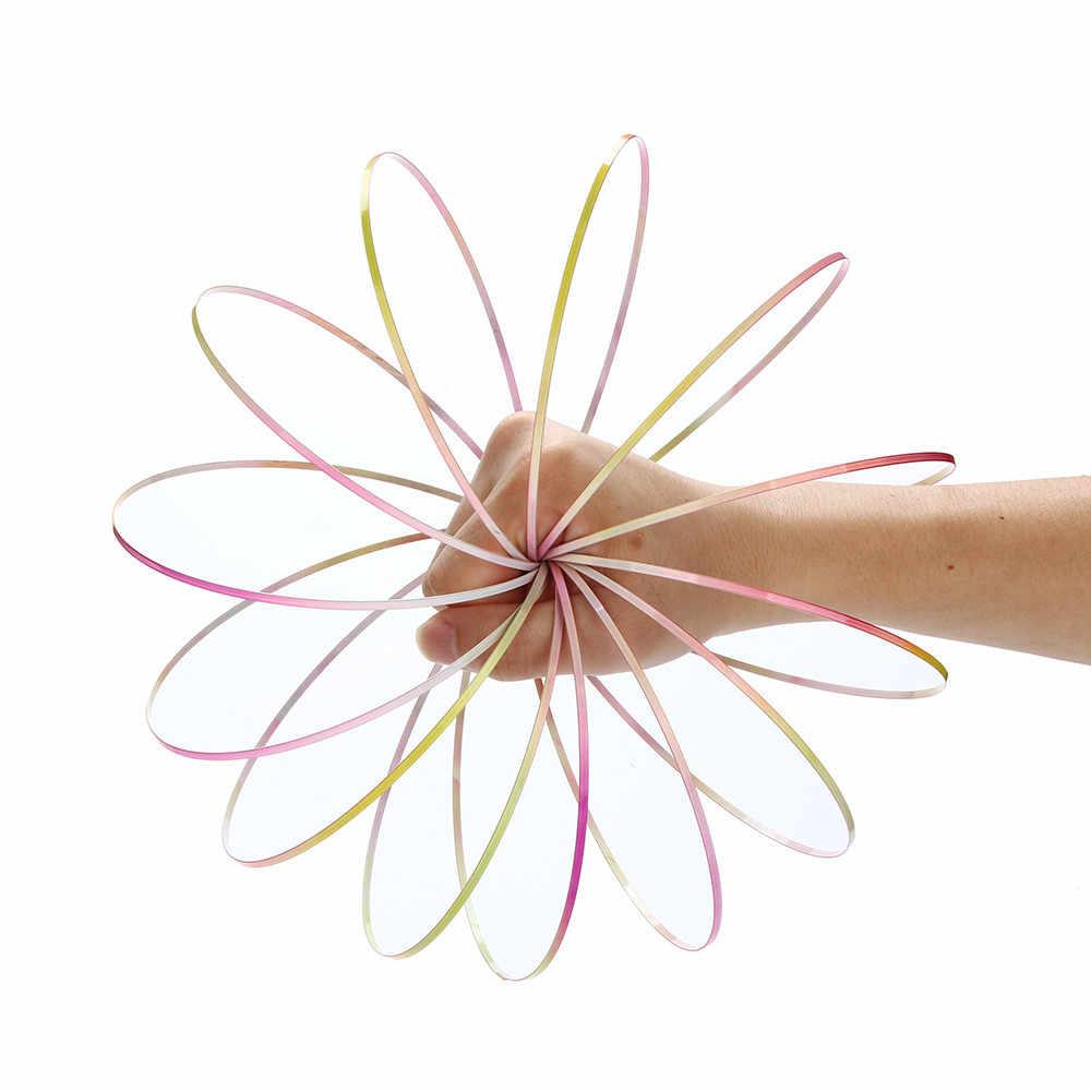 Обучающие игрушки От 8 до 13 лет волшебная игрушка Flow rings Energy Kinetic Весенняя игрушка сенсорная Интерактивная Новинка крутая игрушка фэнтези и Sci-Fi L1023