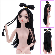 20 Movable Joints White Skin Bjd Dolls for Girl Toys 60cm 3D Eyes with Shoes Accessories Fashion Clothes BJD Doll Toy for Girls handmade traditional chinese dolls with 12 joints movable 3d realistic eyes perfect bjd doll girls toys christmas gifts 343