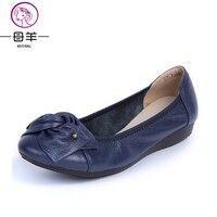 2017 Spring Plus Size 34 43 Women S Shoes Non Slip Beef Tendon Women S