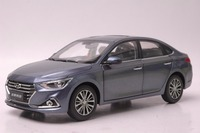 1:18 Diecast Model for Hyundai Elantra Celesta 2017 Alloy Toy Car Miniature Collection
