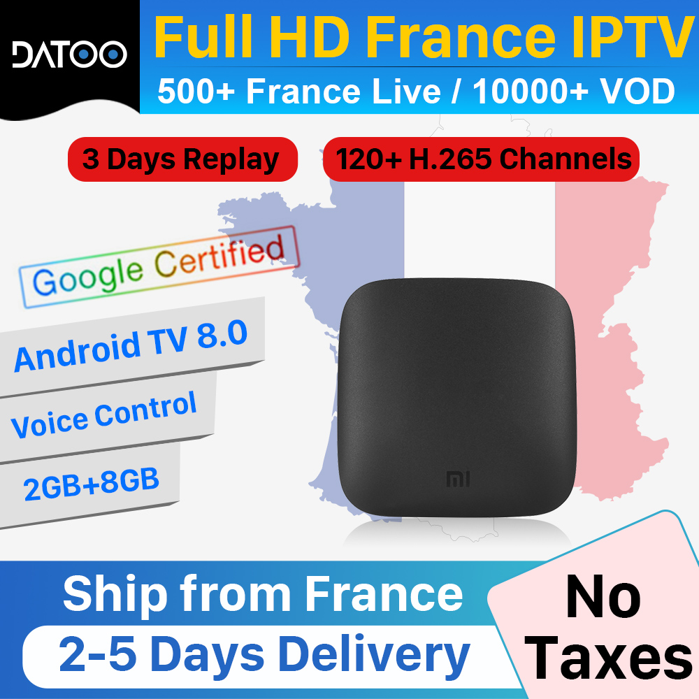 Xiaomi Mi Box 3 IPTV France Arabic IP TV Spain Portugal IPTV Subscription Qatar Belgium IPTV Morocco Turkey IP TV Full HD French-in Set-top Boxes from Consumer Electronics