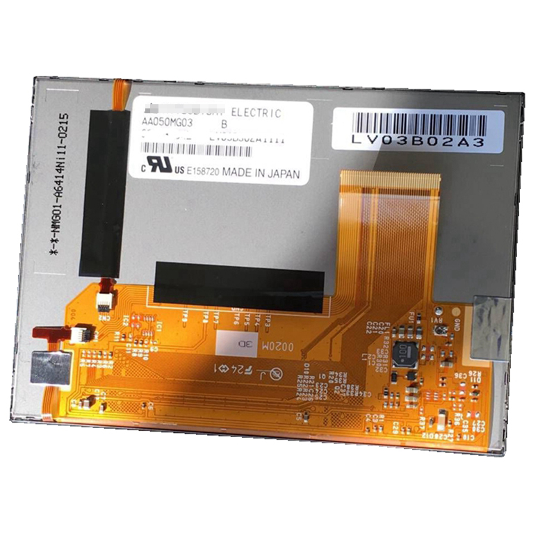 For Mitsubishi AA050MG03 5inch High-brightness LCD Screen Mitsubishi LCD Screen недорго, оригинальная цена