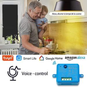 Image 4 - チュウヤスマートライフ無線lanソケット小型モジュールdiyのスマートホームオートメーションgoogleホームエコーalexa音声制御appリモコン
