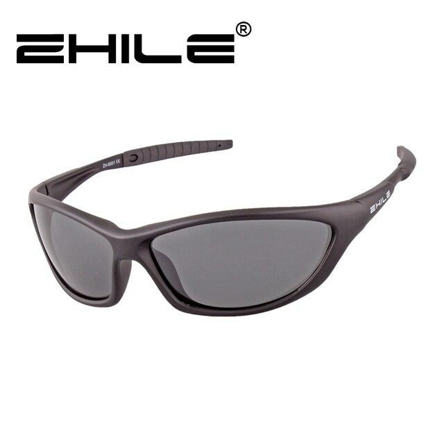 af181cd7ee Unbreakbale ZHILE Wrap Polarizadas gafas de Sol Deportivas para Hombres y  Mujeres Marco TR90 100%