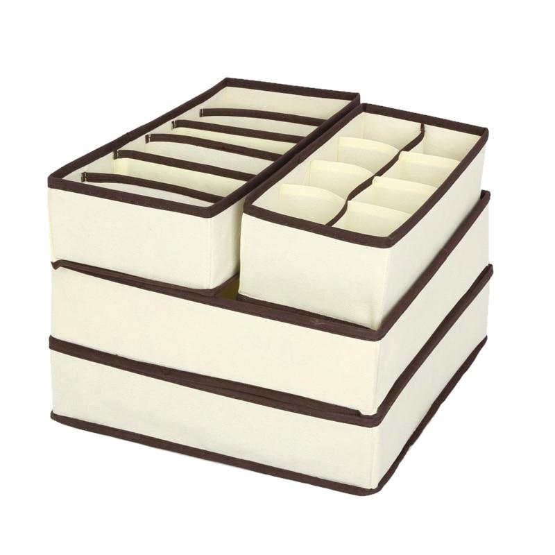 LASPERAL Cloth Storage Boxes