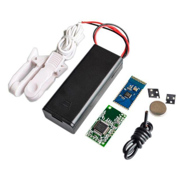 brainwave sensor brain control toys mind games bio sensor neurosky thinkgear am TGAM geek BCI bio feedback high technology SDK