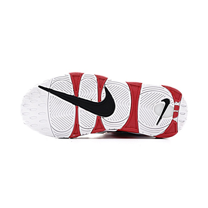 2245cba989d1 Original New Arrival Authentic Supreme x Nike Air More Uptempo Men s  Basketball Shoes Sports 2018 Winter sneakers 902290 600-in Basketball Shoes  from Sports ...