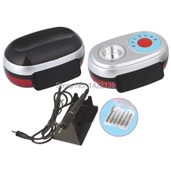 2 IN 1 Waxing Unit Wax Pot Analog Heater Melter+Waxer Carving Knife Pen 2 in 1 waxing unit wax pot analog heater melter waxer carving knife pen