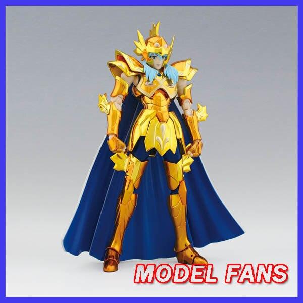 Modelo FANS en STOCK Freeshipping LC modelo Saint Seiya tejido mito EX 2,0 Piscis Aphrodite figura de acción