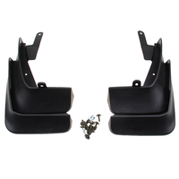 MudFlaps Mud Flaps respingo Guardas Para IS200 IS250 IS300 2013-2017