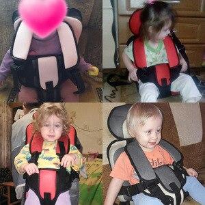 Image 2 - 2 stuks Auto Baby Kind Veiligheid Seat Belt Cover Schouder Protector Voor Kinderwagen Bescherming Kruis Seat Belt Cover Auto styling