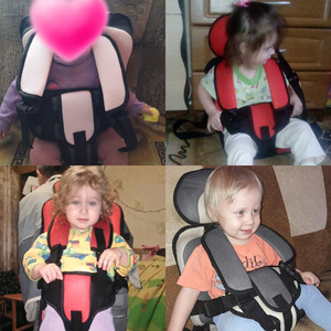 Image 2 - 2pcs Car Baby Child Safety Seat Belt Shoulder Cover Protector For Baby Stroller Protection Crotch Seat Belt Cover Car Styling