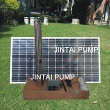 2 года гарантии солнечной скважины, насос, погружной насос, солнечный скважины насосы, No модели: JCS4-4.0-103