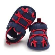 Синтетические кожаные туфли для малышей; Летняя детская обувь в клетку; модная мягкая обувь