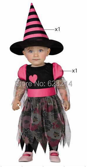 Free shipping - 2016 New Style Party Clothing Halloween Cosplay Costume Infant Baby Knitted Costume Jumpsuit Superhero Pink