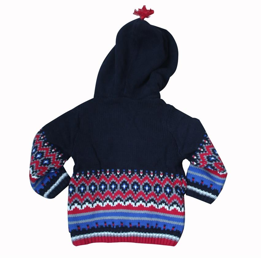 ade682935e66 New 2018 boys autumn winter wear warm cartoon sweaters children ...