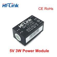 Gorąca sprzedaż HLK PM01 AC DC 220V do 5v mini moduł zasilania dla inteligentny przełącznik gospodarstwa domowego moduł zasilania UL/CE