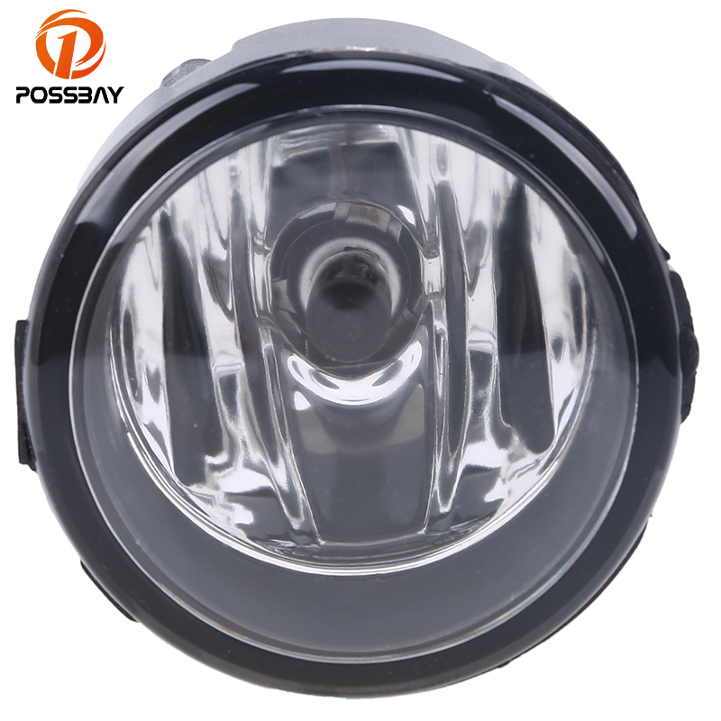 POSSBAY Car Fog Lights for Nissan X-Trail (T31) 2007 2008 2009 2010 2011 2012 2013 Halogen Car Fog Lamps for Infiniti M37/M5