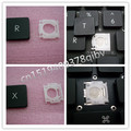 99% New Replacement Keyboard Keys For Macbook Pro A1278 Unibody black Keys with white clip A1297 A1286