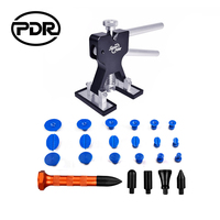 Pdr Paintless Dent Repair Removal Tools Glue Kit Dent Puller Suction Fix Dents Cars Repair Dent