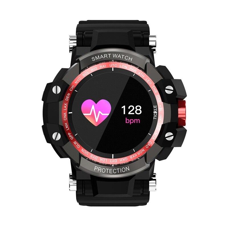696 GW68 Smart Watch Blood Pressure Heart Rate Monitor Bracelet Waterproof