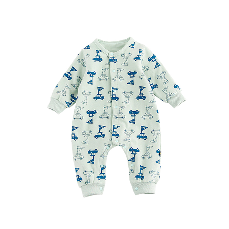 Baby Overalls Newborn Cotton Roupa De Bebe Long Sleeve Boy Recem Nascido Unisex Clothes Cute Toddler Romper Baby Girl Clothes newborn infant baby boy girl clothes long sleeve printing romper toddler baby cotton summer one piece outfits