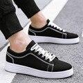 Schuhe Männer Frühling und herbst Weiße Turnschuhe Leinwand Schuhe Männer Mode Vulkanisieren Schuhe Casual schuhe