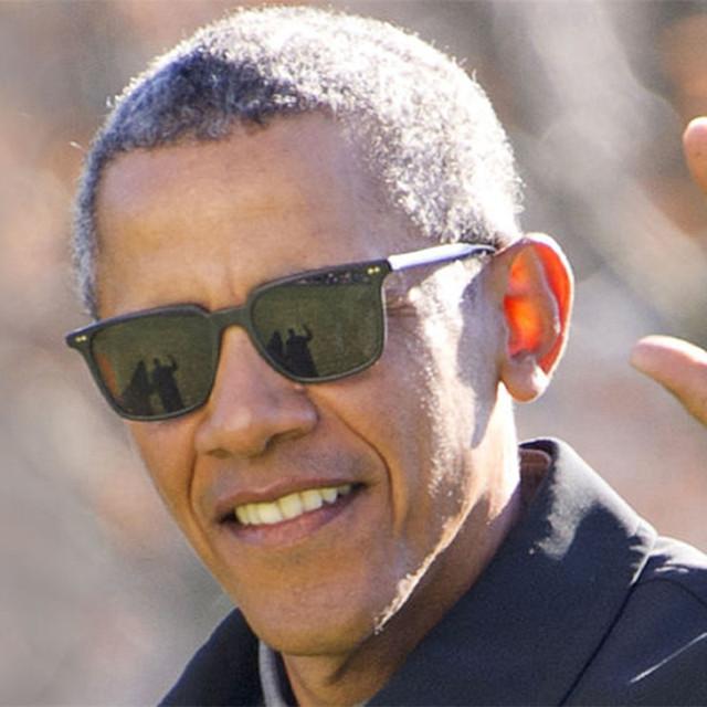 Quadrado do vintage Óculos De Sol Dos Homens & Mulheres Oliver Peoples Opll OV5316SU Presidente Obama Óculos de Sol Gafas Oculos De Grau Óculos Quadros