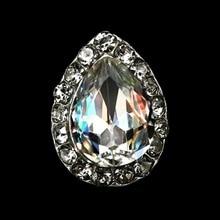 Factory Sale 40 styles available Shiny Nail Rhinestone Crystal Nail Jewelry Luxury Nail Art Crystal Nail Rivet Decoration 200pcs