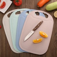 Mini household small chopping board kitchen tools  Home kitchen tool cutting board Several colors to choose from Home Accessorie