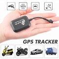 2016 Mini Perseguidor do GPS Do Carro Rastreador GSM GPRS Rastreador SMS Rede Veículo Motocicleta Monitor de Caminhão Carro Elétrico Localizador GPS Mais Novo