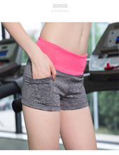 Summer female shorts Fitness Running Women's loose-fitting cool Sports Shorts for Women Yoga Female gmy Shorts 11 Colors