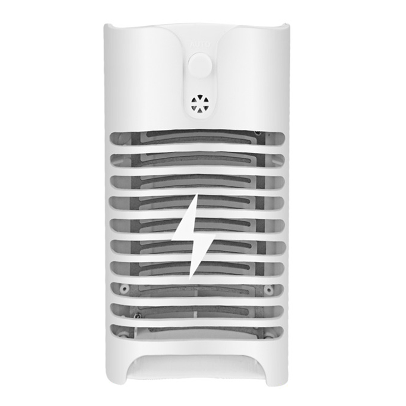 Electric Mosquito Lamp LED Light Sensor Control Insect Bug Zapper Repeller killer Fly Housefly(US Plug)