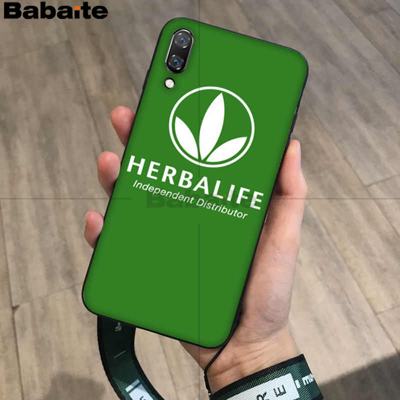 Babaite שחור וירוק הרבלייף לקוחות באיכות טלפון מקרה עבור Huawei P10 בתוספת 20 פרו P20 לייט mate9 10 לייט honor 10 view10