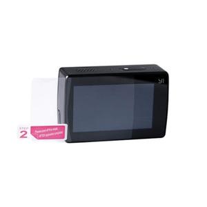 Image 2 - Écran LCD Film de Protection couverture de Protection pour Xiaomi Xiaoyi 2 II YI 4K Plus 4K + Action Sport caméra verre trempé protecteur