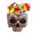 P-Llama Mano Contenedor Jardín Jardinera Maceta Tallada Cráneo Humano Macetas Moderna Decoración Para El Hogar Para La Decoración