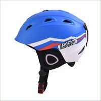 SKH01 Ski Helmet Integrally Molded Skiing Helmet For Adult And Kids Safety Skateboard Snowboard Helmet