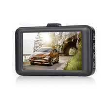 Car DVR Dash Camera Vehicle Auto cam Recorder Registrator Cam Night Vision In Video Full Hd Dual