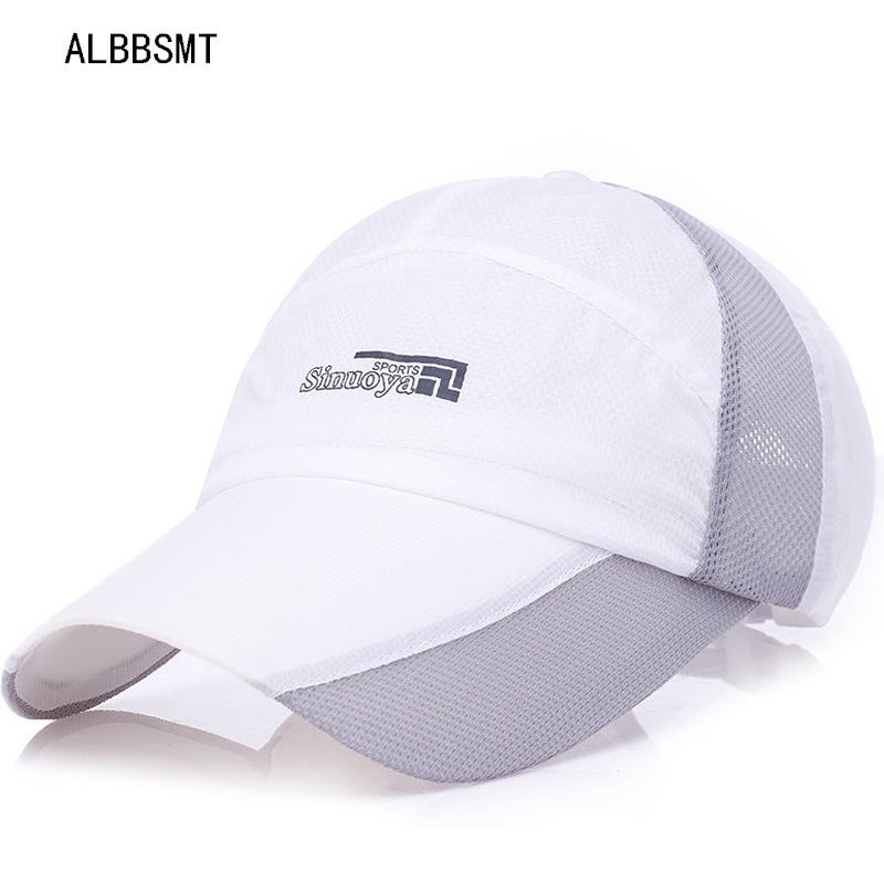 2018 New Fashion Caps for Women and Men Baseball Cap Brand Summer Snapback Boating Skiing Climbing Wind Hats for Windy Days