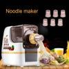 Elettrico Noodle Presse Macchina di Spaghetti Pasta Maker Dough Cutter verdura Tagliatelle per la casa cucina usa-in Macchina per pasta elettrica da Elettrodomestici su