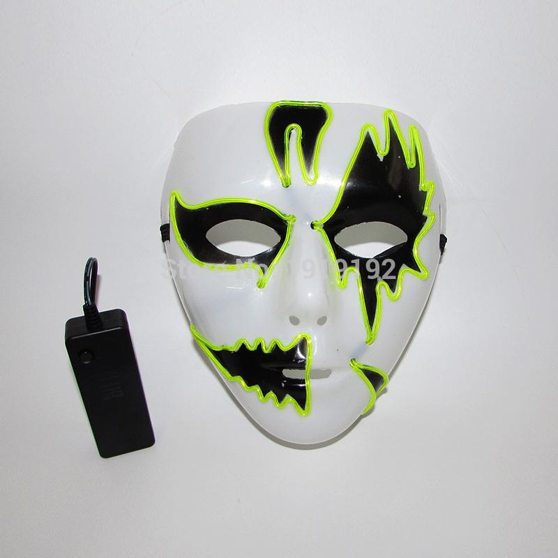HTB1F.6KRVXXXXclXpXXq6xXFXXXu - Mask Light Up Neon LED Mask For Halloween Party Cosplay Mask PTC 260